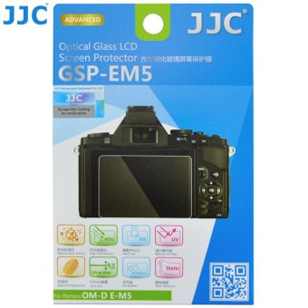 Rajawali Tempered Glass Screen Protector For Nikon D310032003300 Source · JJC GSP EM5 Tempered Kaca Optical