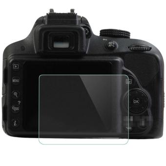 JJC HD Screen Protectors for Nikon D3300 D3200 - Transparent