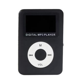 ... Mini Clip Usb Mp3 Music Media Player With Micro Tf/Sd CardSlot. Source · Joomia USB Digital MP3 Player LCD Screen Support 32GB Micro SD Card - intl
