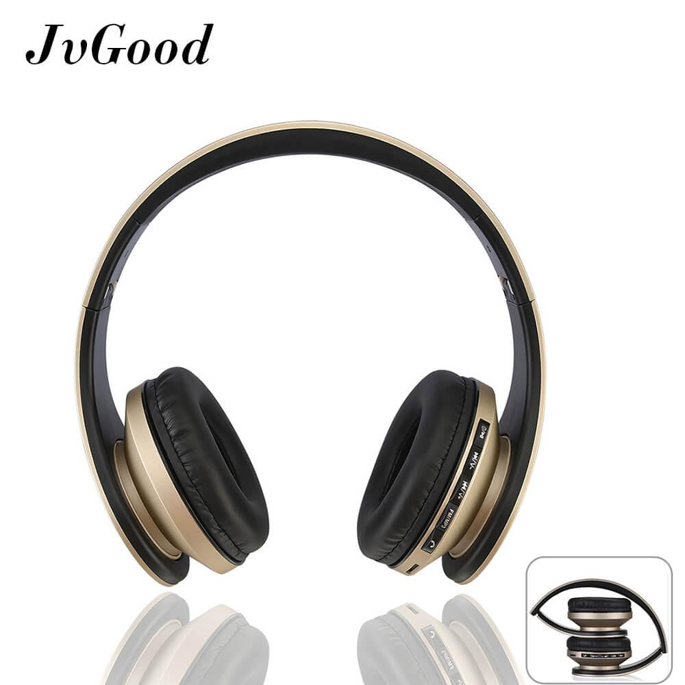 Gaming Headset Source · JvGood Over ear Bluetooth Headphone Foldable Nirkabel Bluetooth Stereo .