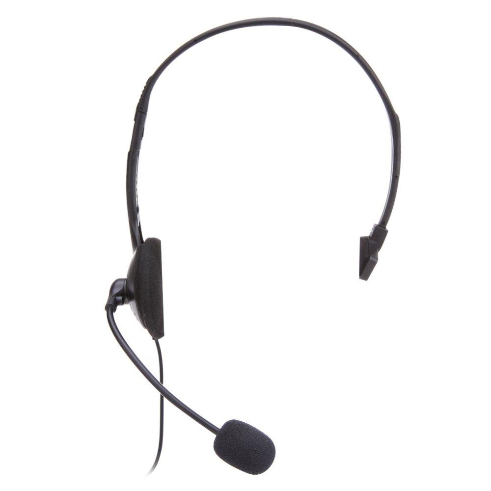 Allwin Steoro Mikrofon Headset Kabel Headphone Untuk Ps4 Game Pc Steelseries Siberia P300 Ps3 Mobile Mac Hitam Sony Playstation 4 Permainanhitam