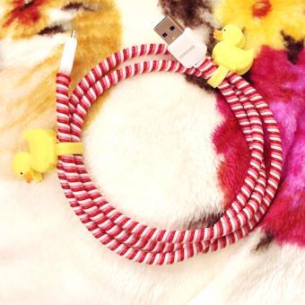 Kabel Pelindung 1 Warna (4 Buah)