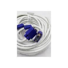 KABEL VGA To VGA 10Meter/Konektor Kabel/Vga Kabel