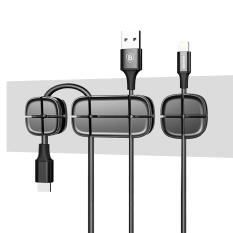 Kali berpikir dinding komputer mouse sumber kabel penjepit yang solid