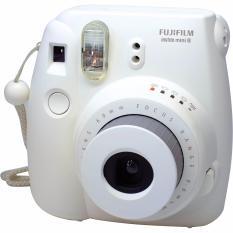 Kamera Instax Mini 8 sekali jepret lsg keluar photonya - PUTIH
