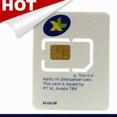 Kartu perdana XL Go 3bln free kuota besar