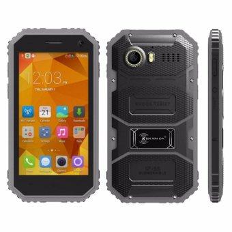 KEN Mobile W6 Pro - RAM 2GB /16GB - Tahan Air - 4G LTE - Hitam