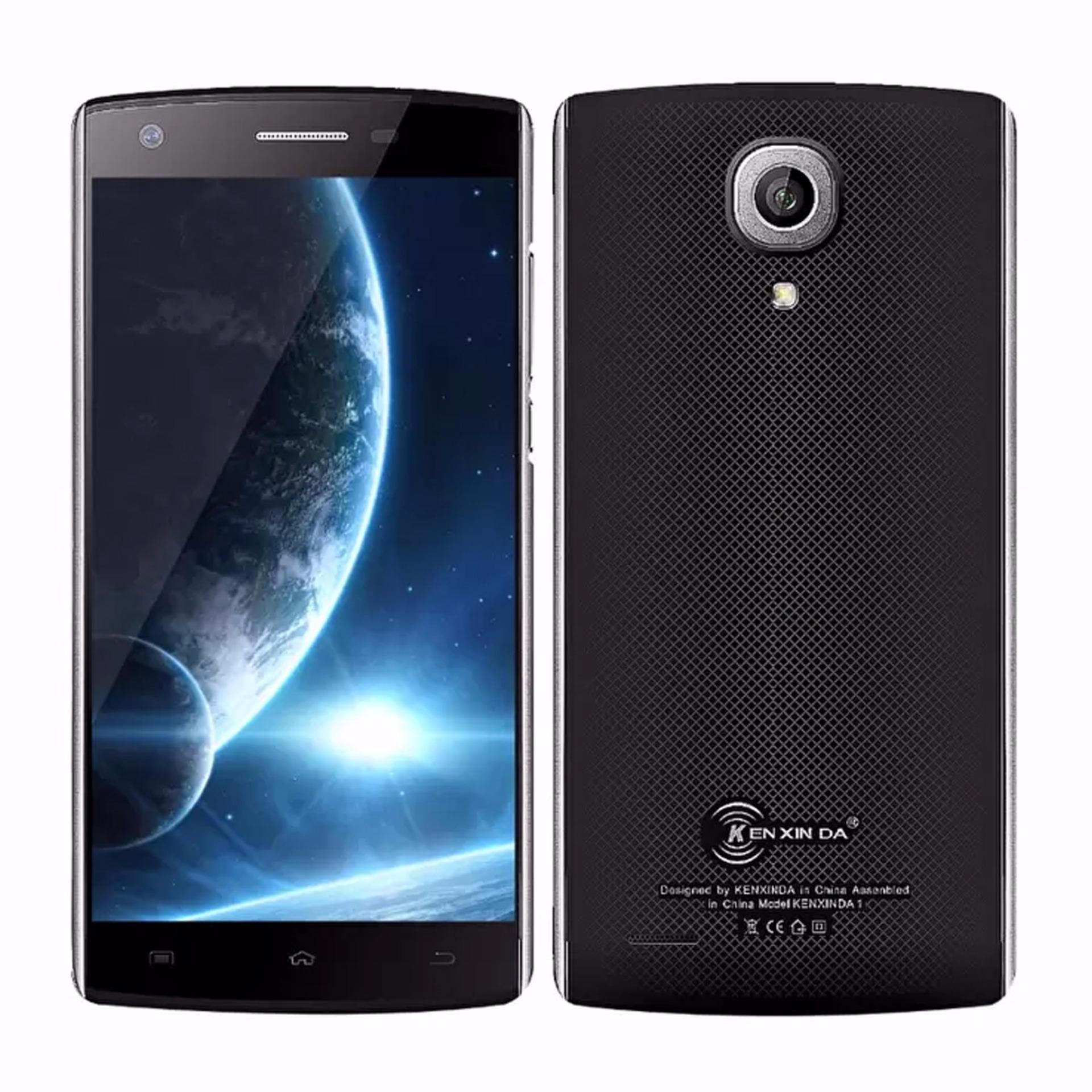 ... Kenxinda Ken Mobile J7 - 8GB - Hitam ...