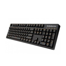 Keyboard 64520 Apex M260 Panas Orange Edition Gaming Keyboard * Tombol Hitam-Internasional