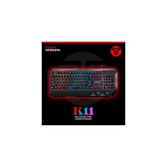 Keyboard Gaming FANTECH K11 MADMAN (FANTECH K-11)