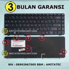 Keyboard Laptop ORIGINAL HP Compaq CQ42 G42