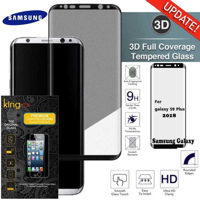 Permalink to King Zu Screen Protector Samsung Galaxy S9 PLUS 2018 FULL / Anti Gores Kaca / Pelindung Layar / Temper Samsung S9 PLUS 2018/ Tempered Glass S9 PLUS (S9) 2018 FULL – HITAM Murah