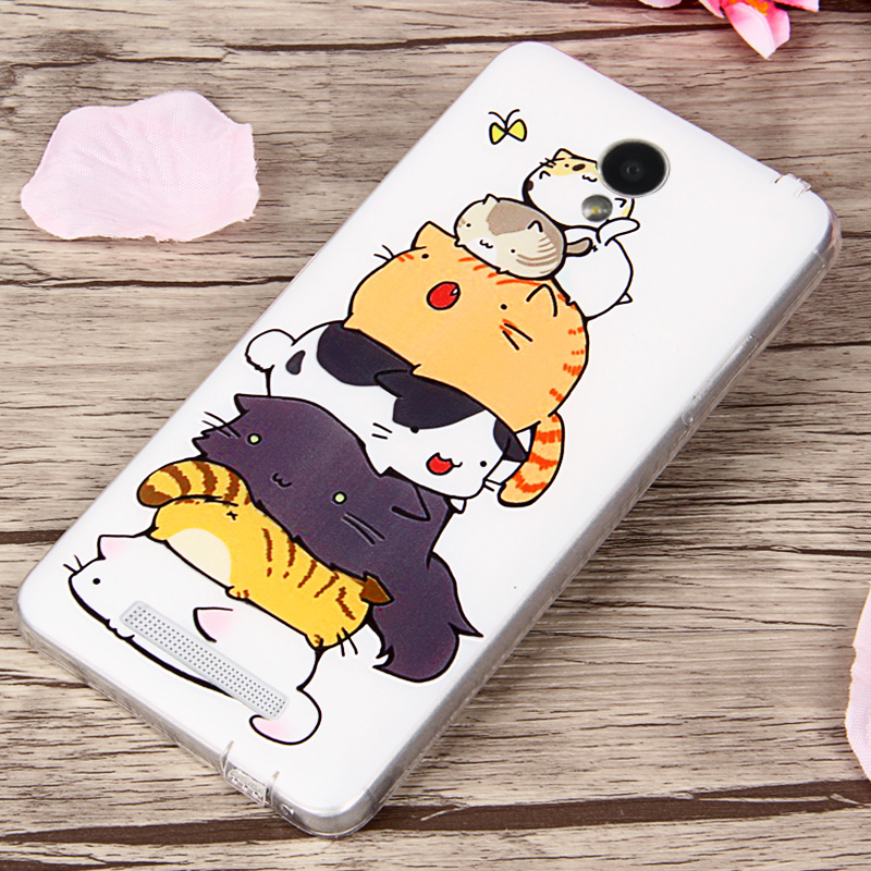 KINGSOIL note2/note2 silicone Redmi phone case