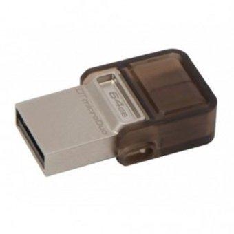 Review gambar Kingston Data Traveler MicroDuo USB