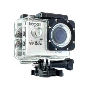 Kogan Action Camera 1080p - 12MP NV - WIFI - Putih
