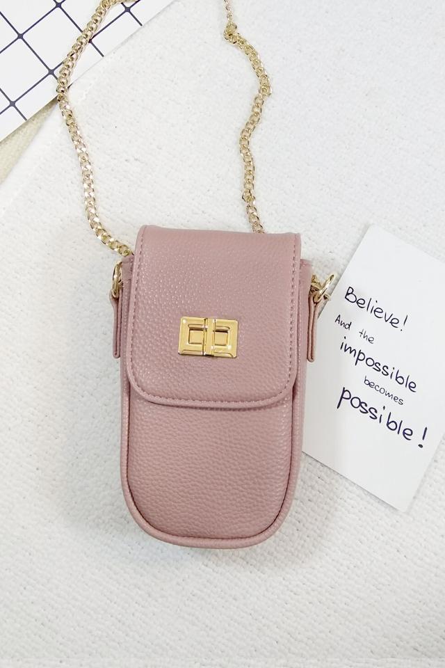 Korea Fashion Style perempuan baru bagian vertikal handphone tas tas kecil tas