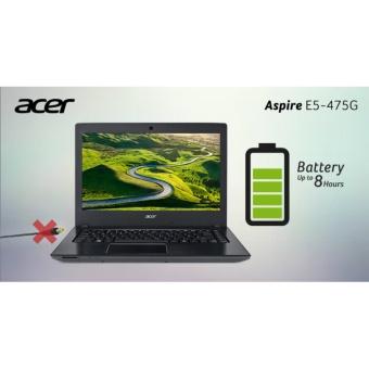 Laptop Acer E5 475G i5 7200u Hd1000Gb Garansi Resmi