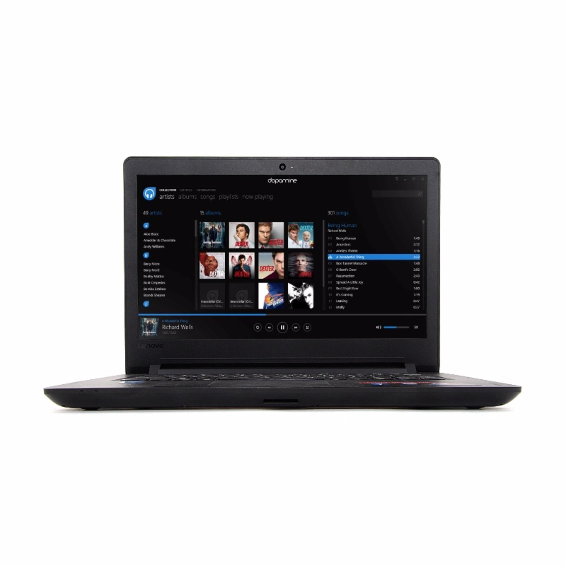 Laptop Lenovo IP 110-8GID Dual Core N3060-RAM 4GB-