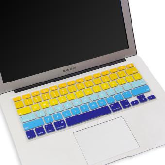 DISKON Laptop warna membran keyboard