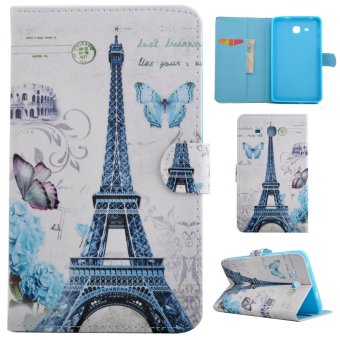 Leather Cover for Samsung Galaxy Tab A 7.0 T280 T285 (Multicolor) - intl