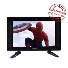 LED TV 22 inch Polysonic PS2295 Wide - Free Ongkir JABODETABEK