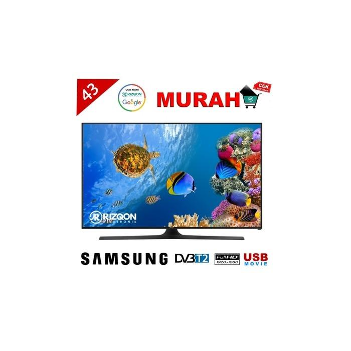 LED TV SAMSUNG 43 M5100 FULL HD TV SMART HUB DIGITAL DVB-T2 NEW
