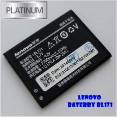 Lenovo Baterry BL171 For Lenovo A390, A60 - Hitam