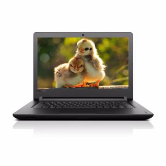 "Lenovo Ideapad 110-14IBR-7QID - Intel Celeron N3160 - 2GB - 1TB - 14"" - DOS - Black Texture"
