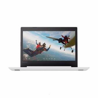 "Lenovo IdeaPad 320-14ISK-1CID BLIZZARD WHITE - [Intel Core i3-6006U 2.0GHz/4GB/1TB/Intel HD/14""/WIN10]"