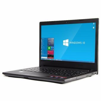 Lenovo IP 100 14IBD Core I3 5005 2Ghz Ram 4GB Hardisk 500GB Nvidia Geforce 2GB Windows 10 LCD 14 inc