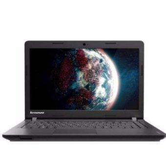 "Lenovo IP100-14IBD-0JID - Intel Core i3-5005U 2.0Ghz - 14"" - 2GB - 500GB - Nvidia GT 920A 2GB - ODD - DOS - Hitam"
