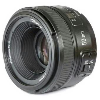 harga Lensa Fix Yongnuo YN 50mm F/1.8 AFS for Nikon Lazada.co.id
