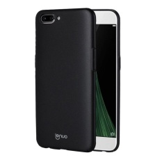 Lenuo OPPO R11 Plus PC Ultra-Thin Impact Protection Case (Hitam)-Intl