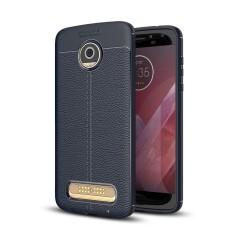 Lenuo TPU Tahan Ledak Dermatoglyph Silicone Shell Soft Mobile Phone Cover Case untuk Motorola MOTO Z2 Bermain-Intl