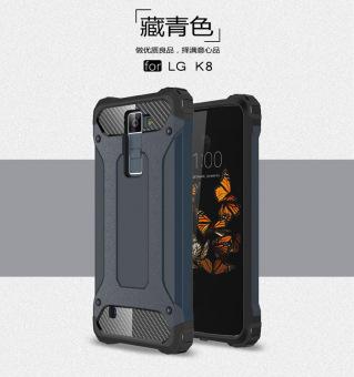 Lg lgk8/k8/k8 model laki-laki merek populer matte cangkang keras ponsel