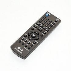 LG Remote Dvd Player - Hitam