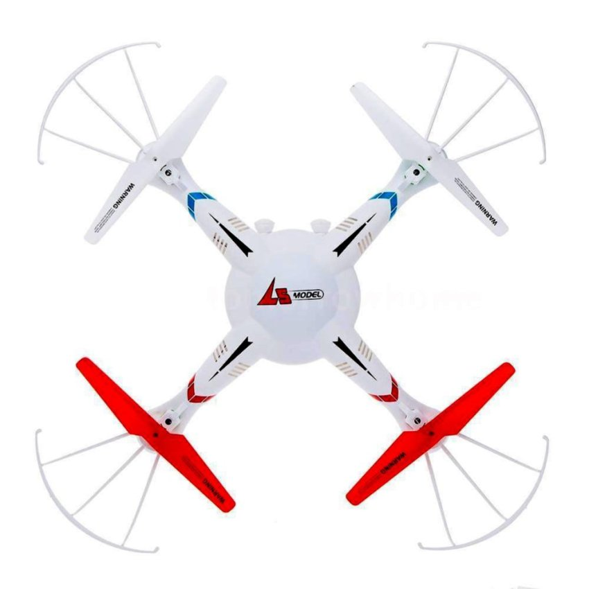 Liansheng Quadcopter LS127 2 4G 6 Axis Gyro with 3D Roll .