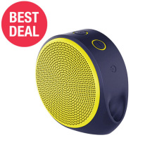 Logitech X100 Mobile Wireless Bluetooth Speaker - Kuning
