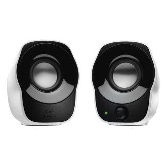 harga Logitech Z120 Stereo Speaker - Putih Lazada.co.id