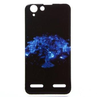 Luminous Tree Soft IMD TPU Protective Case for Lenovo Vibe K5 Plus / Vibe K5 - - intl