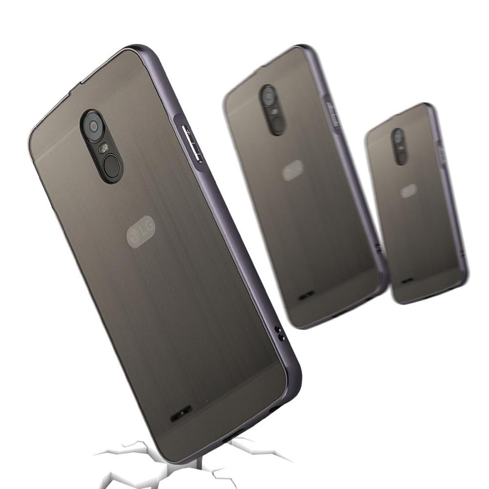 Luxury Metal Aluminum Bumper for LG Stylus 3 / LG Stylo 3 /LG Stylo3 Plus ...