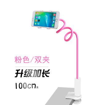 Malas Handphone Holder Sekejap Meja Samping Tempat Tidur Handphone Rak