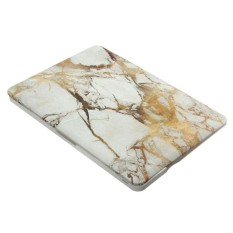Marble Matte Hard Case Cover Shell Skin For Macbook Air Pro 13.3'' Retina Laptop Browntong - intl