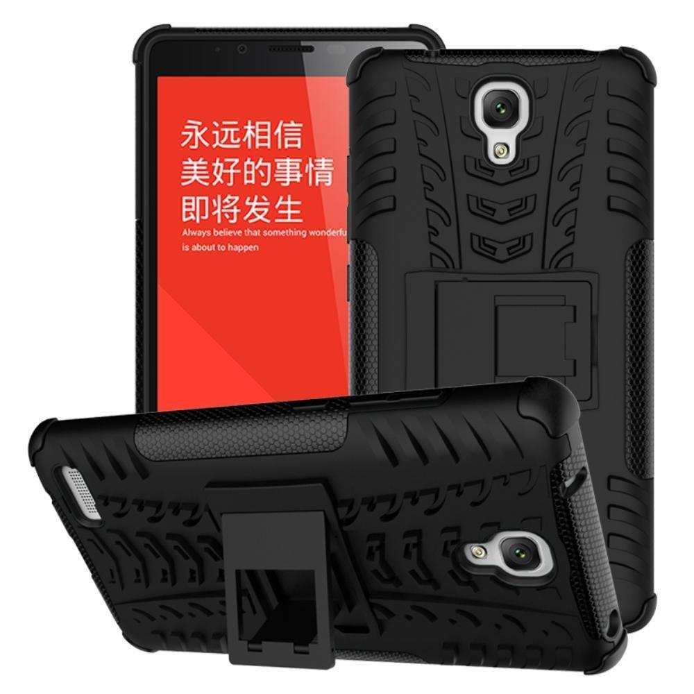 ... Meishengkai Case For Xiaomi Redmi Note Detachable 2 in 1 HybridArmor Design Shockproof Tough Rugged Dual ...
