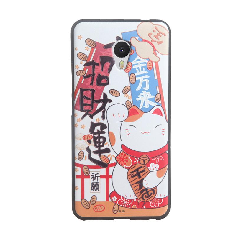 Meizu U20u10 Kartun Silikon Transparan Pria Dan Wanita Lengan Source · Meizu mx6 mx6 kartun merek