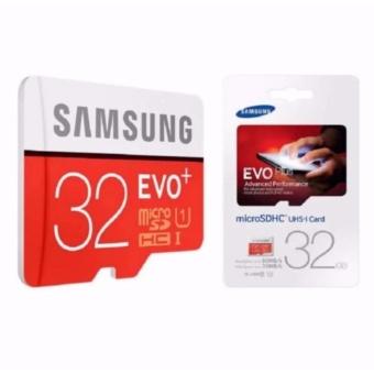 Memory Card Samsung 32 Gb Class 10 Evo Micro Sdhc Card Plus
