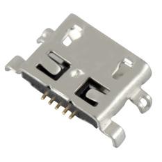 Micro USB Pengisian Port untuk Lenovo IdeaTab S6000F/S6000 Tablet (Silver)--Intl