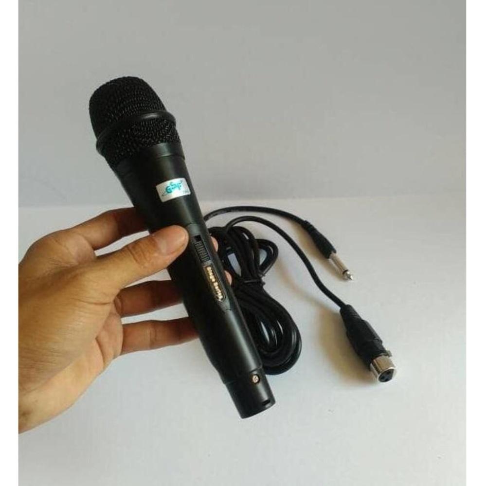 Microphone Kabel gsf-9304 - mic karaoke - mic sound - mic .
