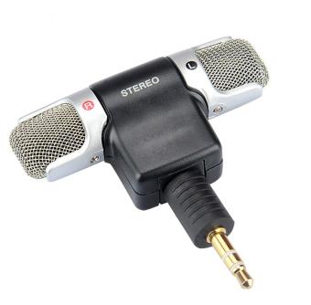 Mikrofon eksternal profesional untuk DJI Osmo genggam 4 KB kamera - 2