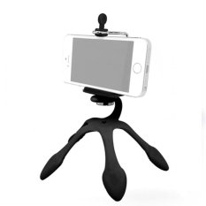 Mini Tripods for Gopro Hero Action Camera Flexible Support Standfor ipad Cell Phone - intl